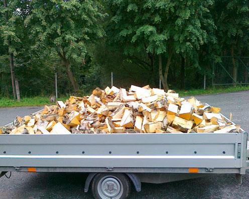 Dřevo prodej praha